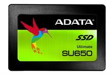 حافظه SSD اینترنال ای دیتا Ultimate SU650 120GB 3D NAND Internal SSD Drive